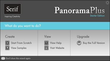 PanoramaPlus Starter Edition 14 instalação