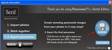 PanoramaPlus Starter Edition 19