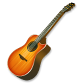 fire-guitar-icon