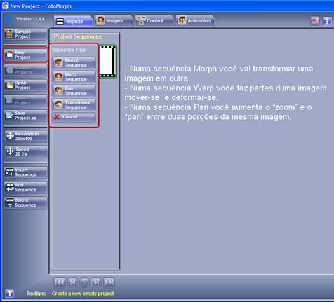 FotoMorph - Programa 1