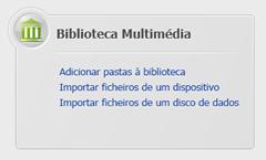 Nero Kwik Media - Biblioteca