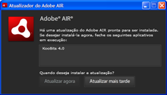 KooBits - precisa de Adobe AIR
