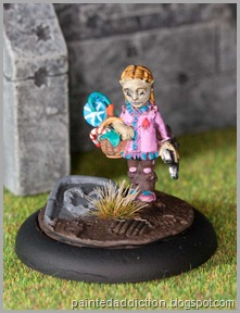 Malifaux The Neverborn - Candy