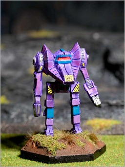 Battletech Dragon