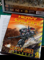 Heavy Gear - South Starter Army