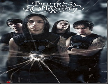 BULLET FOR MY VALENTINE - HOLE
