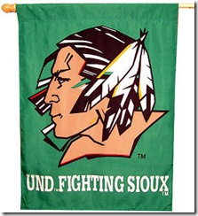 und fighting sioux