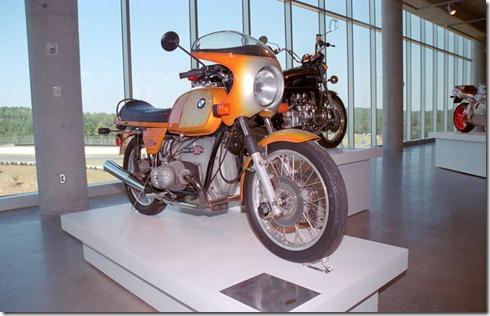 BIRMINGHAM, Ala. - BMW R90S, Barber Vintage Motorcycle Museum, Barber Motorsports Park.