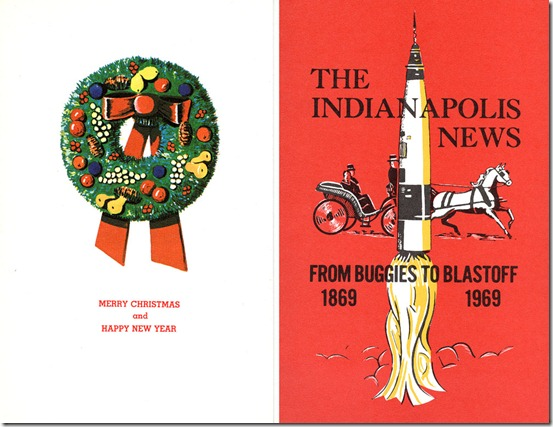 The News Christmas 1969 72