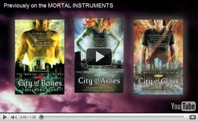 Previously on the Mortal Instruments…