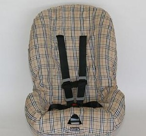 Burberry Car Seat