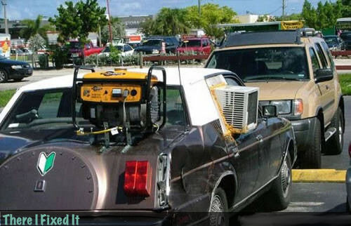 Global Warming Car Mod