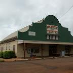 das älteste, noch immer laufende Kino von Australien