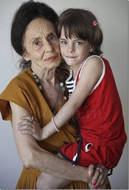 A mãe mais velha do mundo (1)