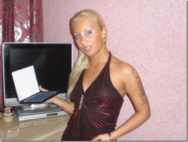 Transformação de uma Stripper russa (5)