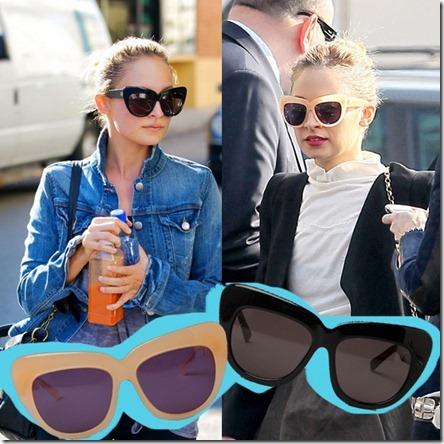 nicole-richie-cat-eye-sunglasses