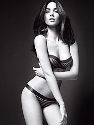 Megan Fox Armani Underwear Ads Campaign picture