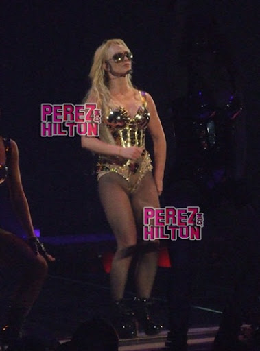 Britney Spears Wardrobe Malfunctions