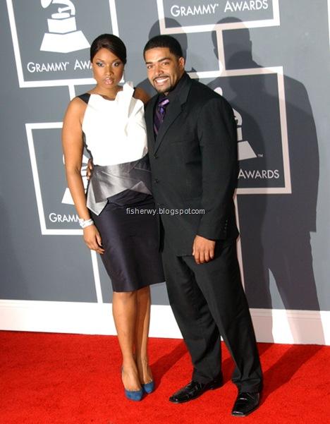 Jennifer Hudson and David Otunga