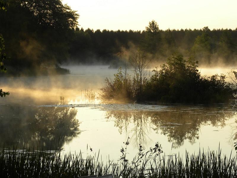 Upper Red Lake morning