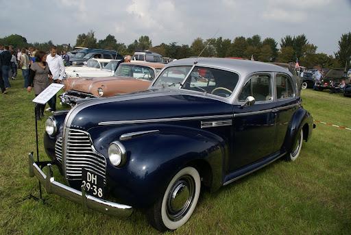 1940 Buick Super classic car