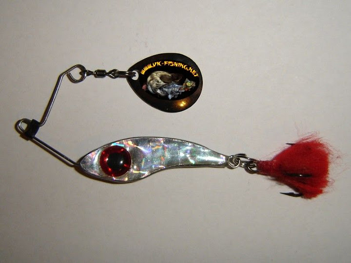 Micro Spinnerbait Mes quelques réalisations Spinnervic