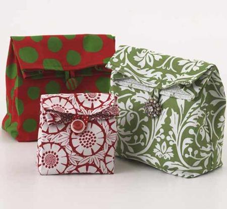 Sacos de Lanche ou de presentes