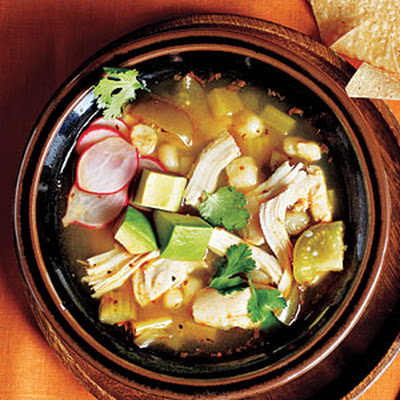 Superfast Chicken Posole