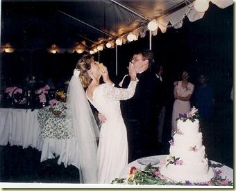 推婚礼蛋糕