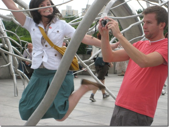 2009=09-10  Tal and Anita NYC 019