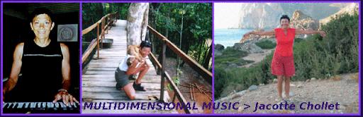 Muntidimensional Music