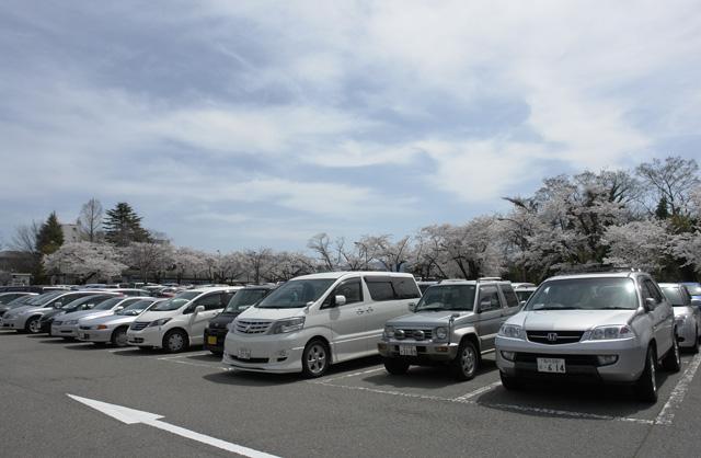 金沢 桜満開 その8 金沢城 兼六園