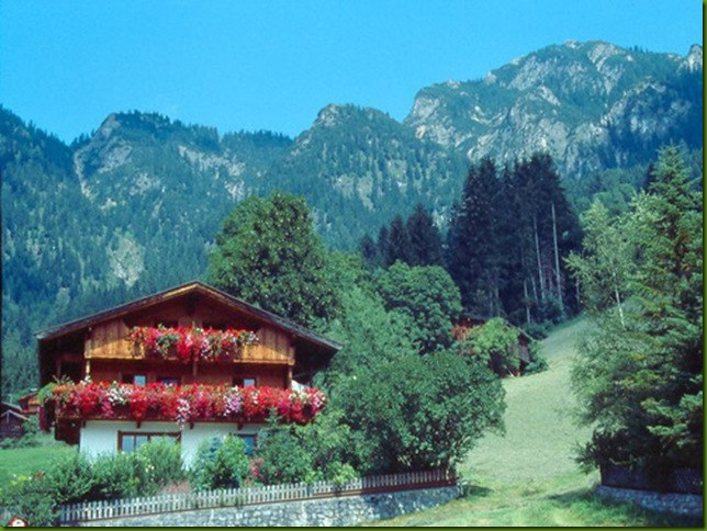 Casa en Alpbach, Tirol, Austria