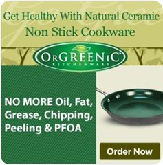 orgreenic kitchenware