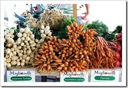 carrots migliorelli