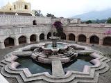 La plus grande fontaine d'Amérique Centrale