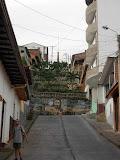 Rue de notre hôtel