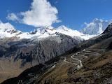 Route de montagne...