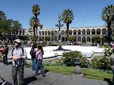 Bienvenidos a Arequipa