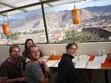 Repos à Cusco