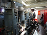 Salle des machines d'époque!