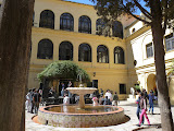 Cour du Colegio Nacional de Monserrat