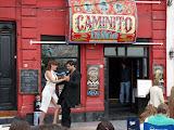 Démo de tango