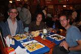 """Premier repas """"en famille"""" à Puerto Madryn"""