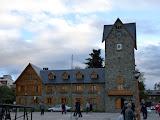 Bariloche et sa place centrale célèbrissime