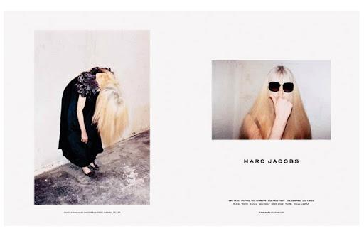 Juergen Teller for Marc Jacobs