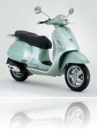 Piaggio Vespa GT 200 lime