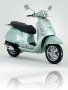 Piaggio Vespa GT 200 lime