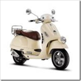 Piaggio Vespa GTV 250 krem