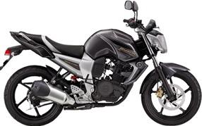 Yamaha Byson hitam